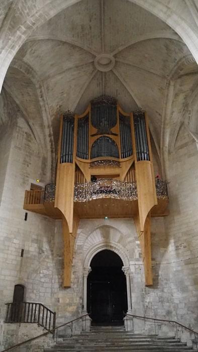 empm musique - cours individuel orgue