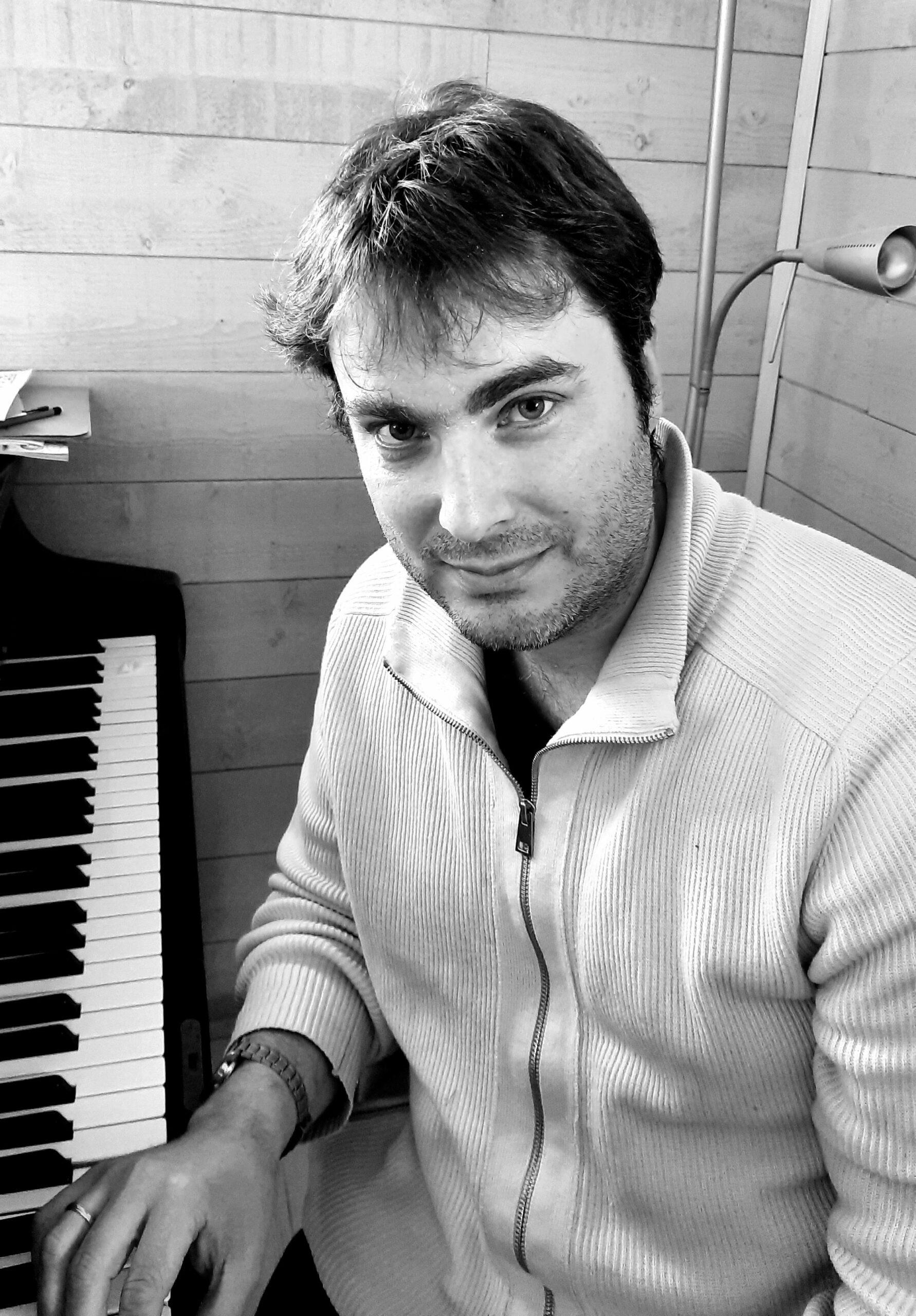 Xavier Protin prof piano trombone